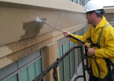 Indianapolis Building Power Washing