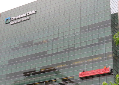Cleveland Clinic Window Cleaning