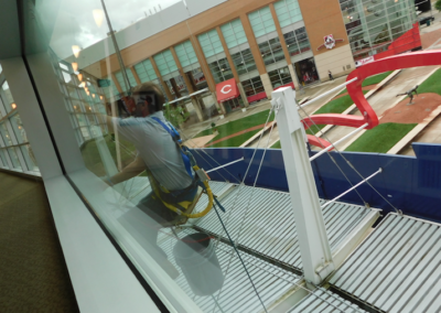 Hi-Rise Window Cleaning Ohio